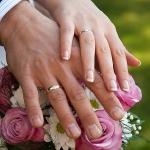 Сезонът на сватбите