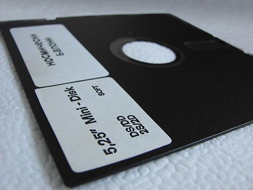 mini disk