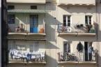 Barcelona rear facade